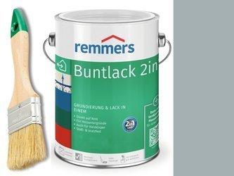 Farba renowacyjna grzejnik Remmers SREBRNY 0,375L