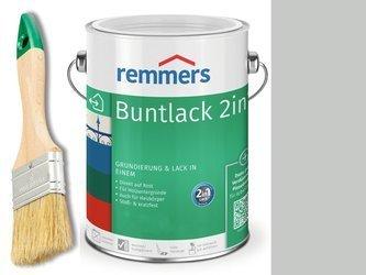 Farba renowacyjna grzejnik Remmers SZARY 0,375 L