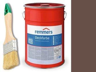 Remmers Farba do drzwi mebli ocynk ORZECHOWY 10 L