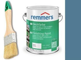 Remmers Farba drzwi mebli BŁĘKIT FRYZJERSKI 0,75 L