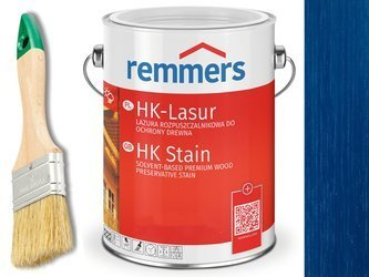 Remmers HK-Lasur impregnat do drewna 2,5L INDYGO