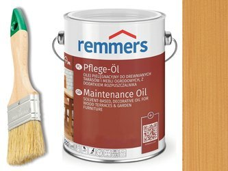 Remmers Pflege-Ol olej do tarasu DĄB JASNY 0,75L