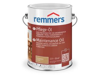 Remmers Pflege-Ol olej do tarasu SREBRNOSZARY 5L