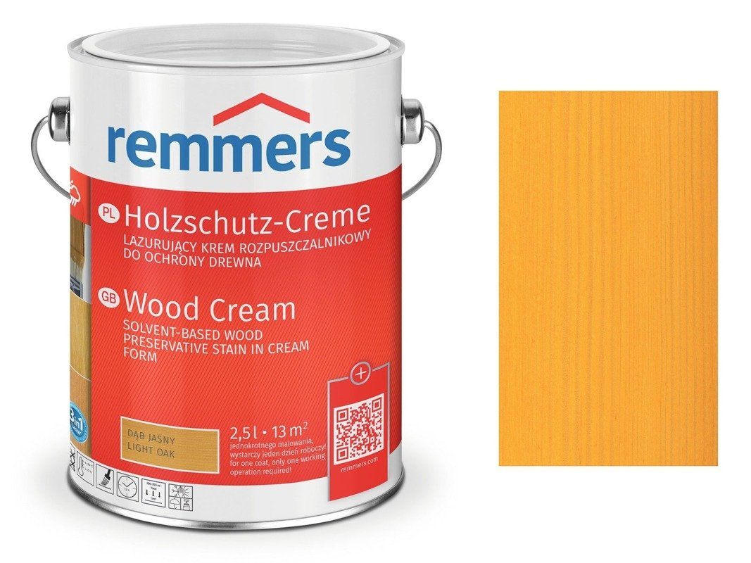 Krem Holzschutz-Creme Remmers Sosna 2716 0,75 L