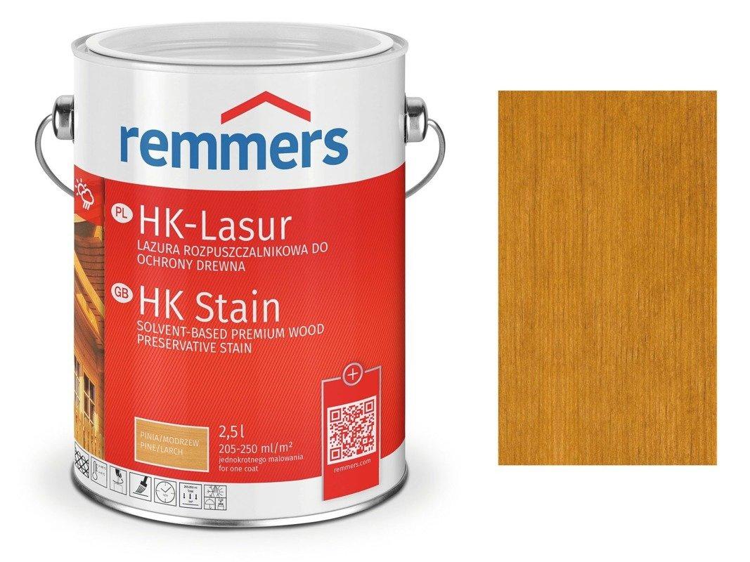 Remmers HK-Lasur impregnat do drewna 0,75 L DĄB RU