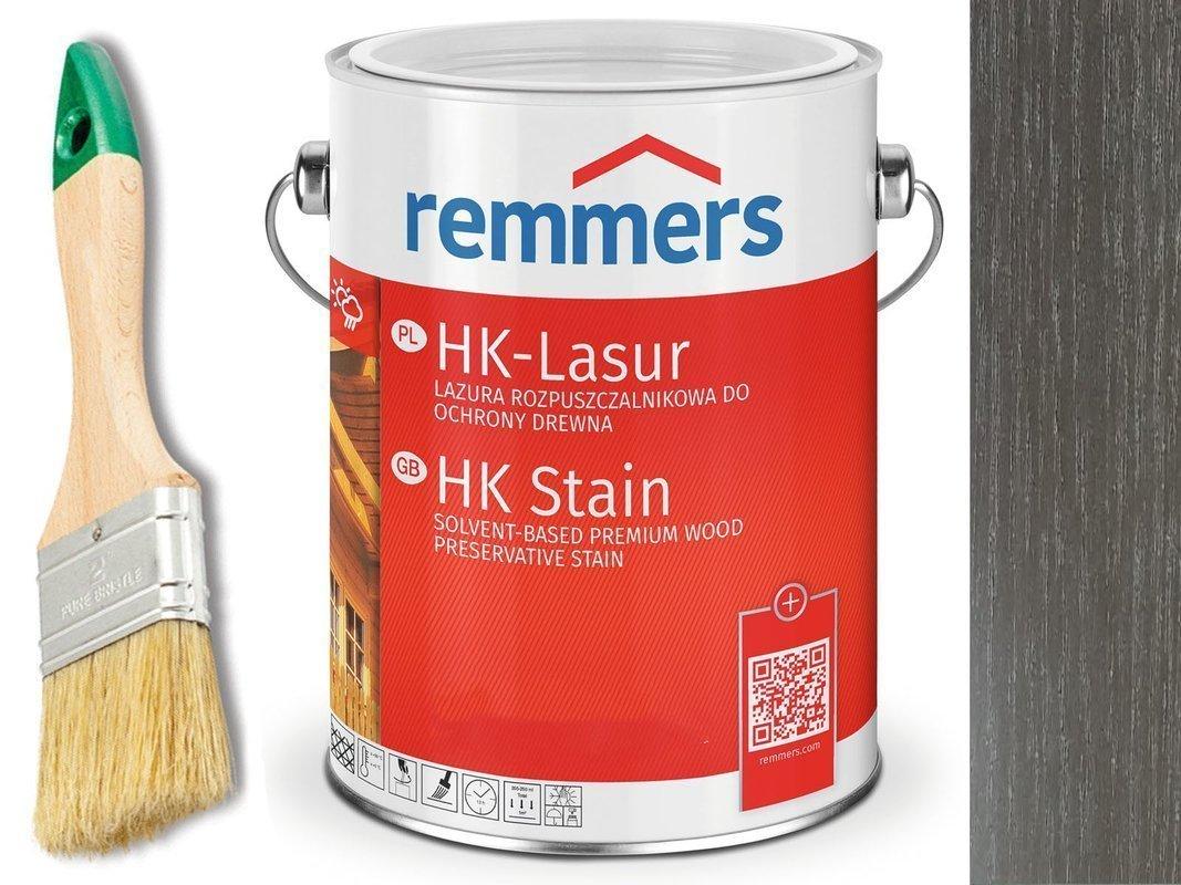 Remmers HK-Lasur impregnat do drewna 10L BRĄZ