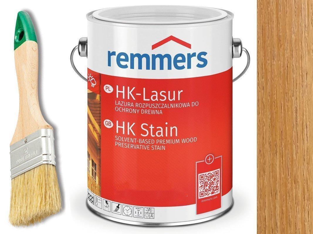 Remmers HK-Lasur impregnat do drewna 20L CIEPŁY
