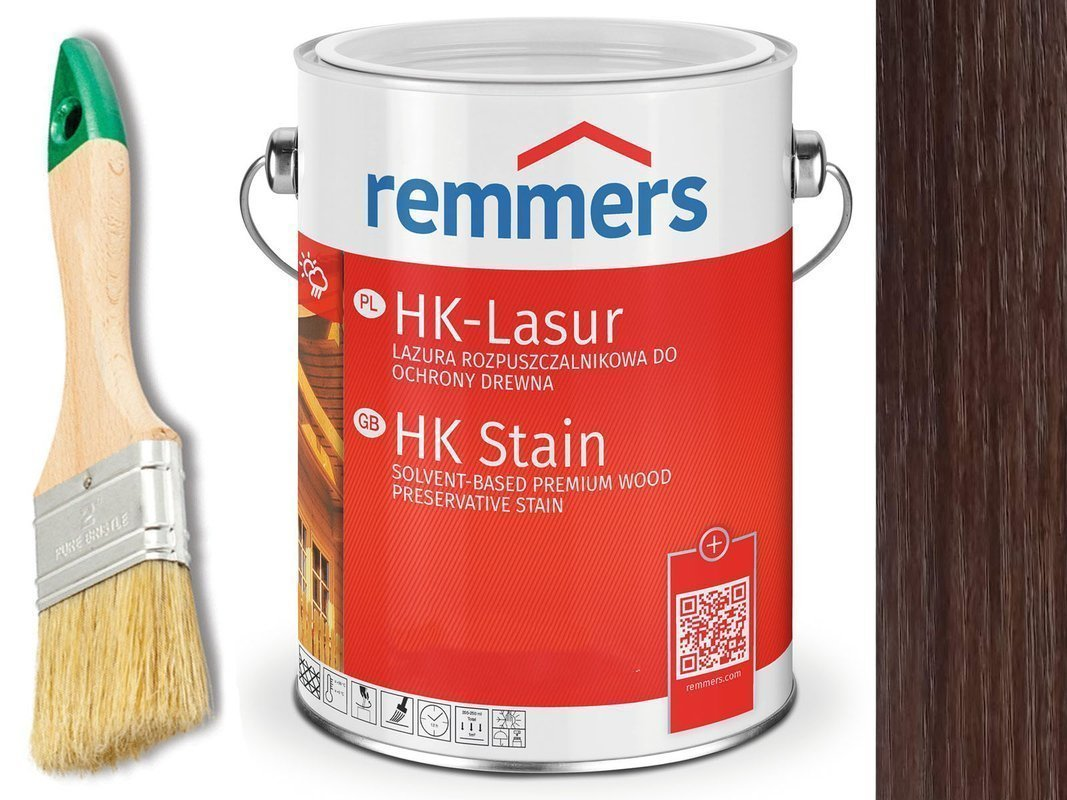 Remmers HK-Lasur impregnat do drewna 20L KAWOWY