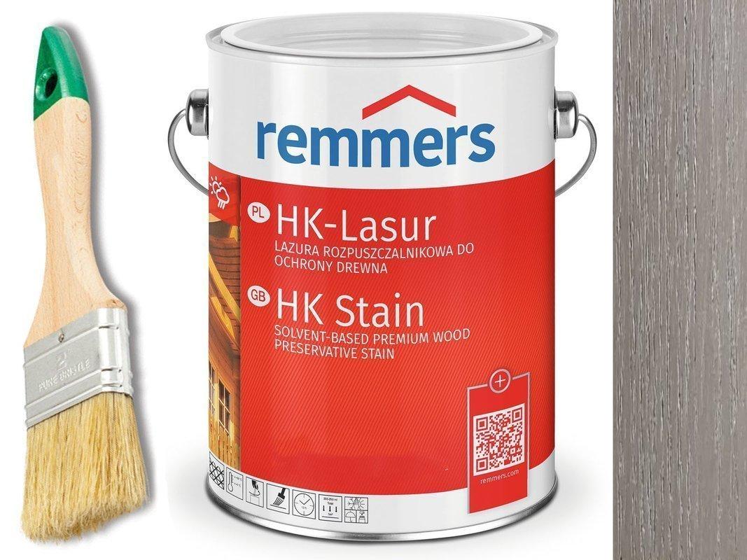 Remmers HK-Lasur impregnat do drewna 20L SZARY