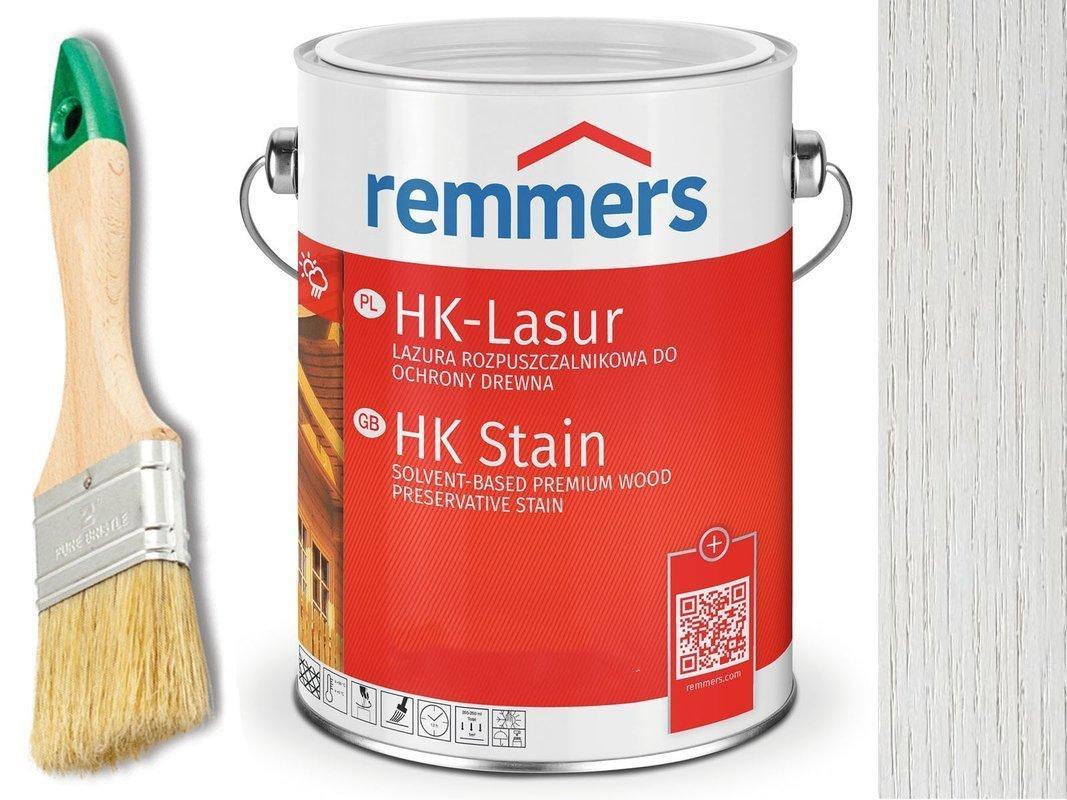 Remmers HK-Lasur impregnat do drewna 5L BIAŁY