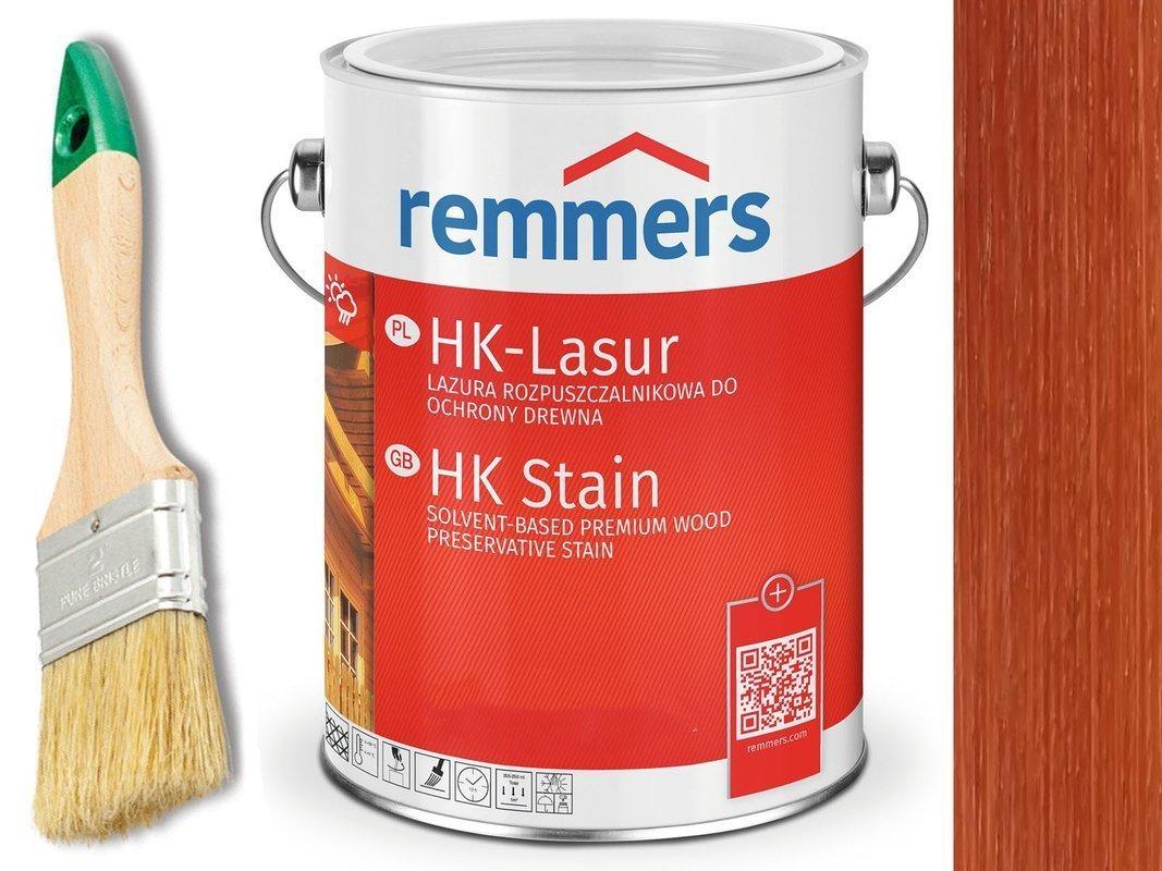 Remmers HK-Lasur impregnat do drewna 5L POMAR.