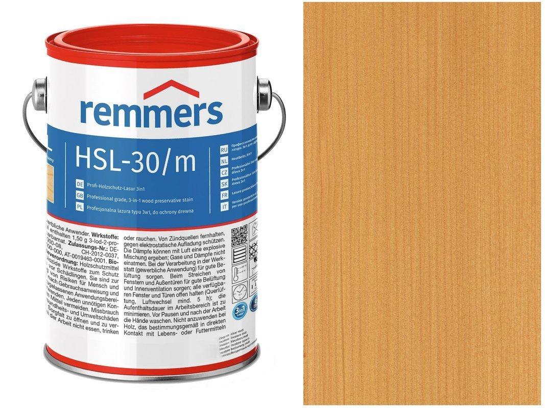 Remmers HSL-30 Profi HK-Lasur Dąb Jasny 20L